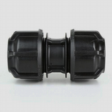 MDPE 25mm Mains Water Pipe Joiner Coupling - 20502522